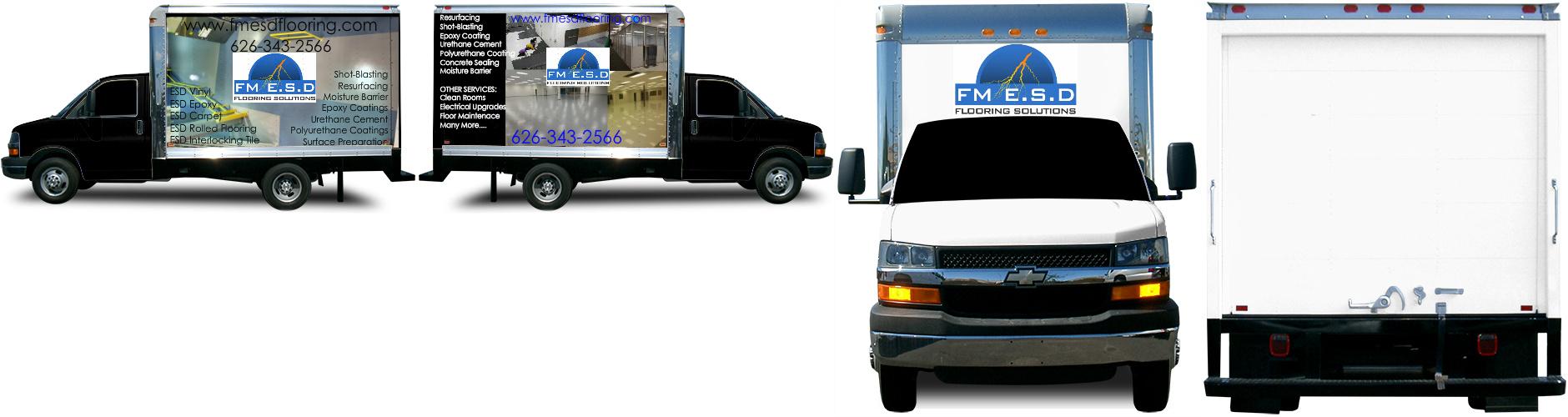 Box Truck Wrap #50465