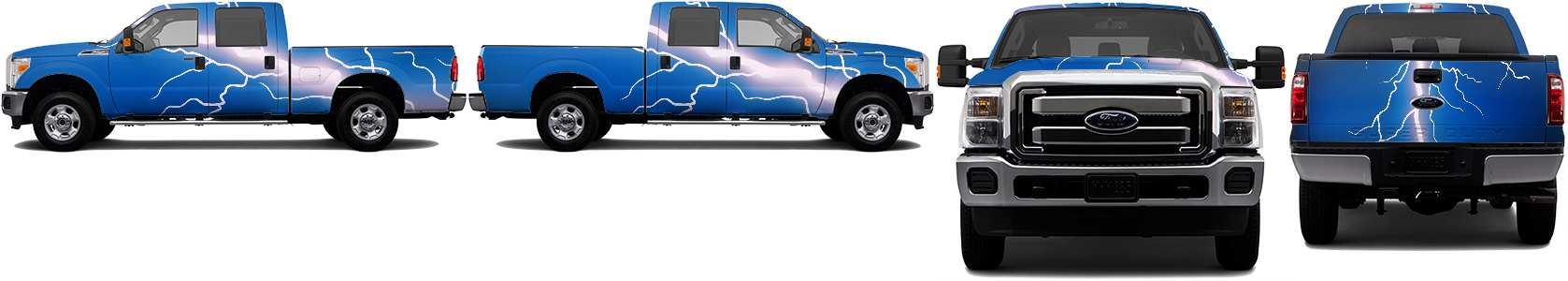 Truck Wrap #50803