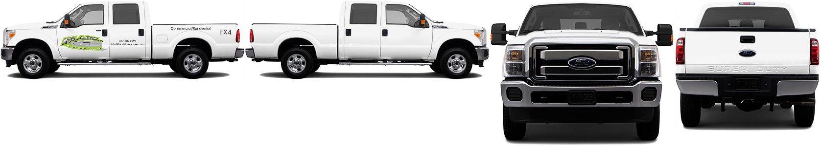 Truck Wrap #51601