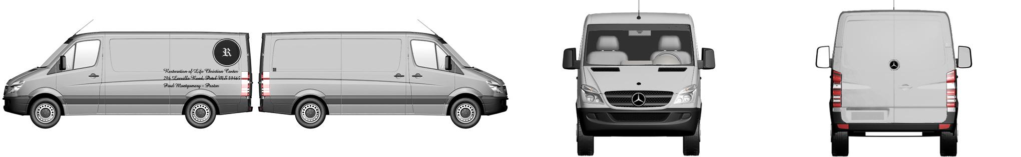 Van Wrap #51598
