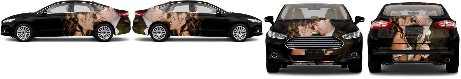 Sedan Wrap #51677