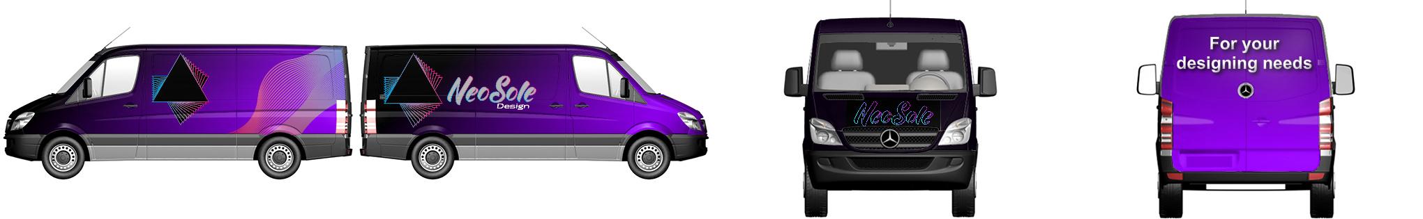 Van Wrap #51324