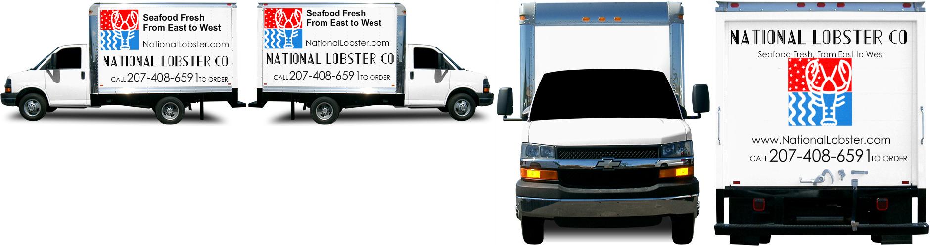 Box Truck Wrap #51402