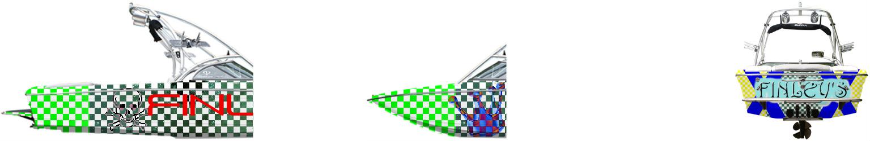 Boat Wrap #52009