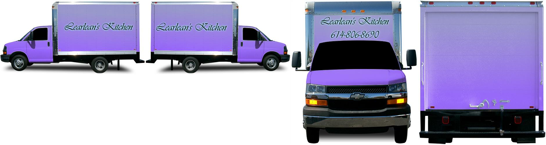 Box Truck Wrap #52639