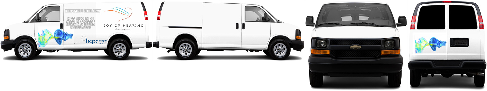 Cargo Van Wrap #52300