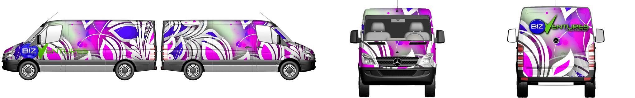 Van Wrap #52856