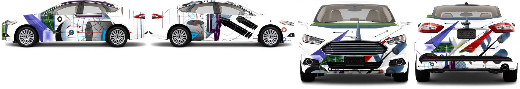 Sedan Wrap #52941