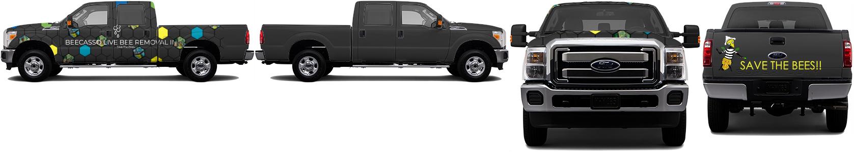 Truck Wrap #53279