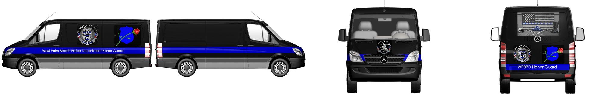 Van Wrap #53281