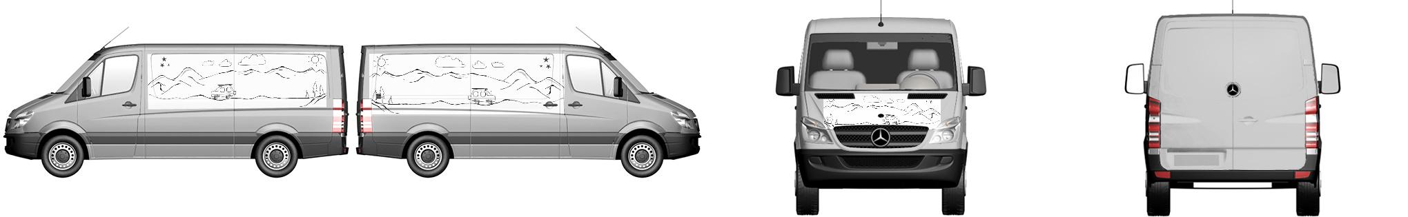 Van Wrap #53340