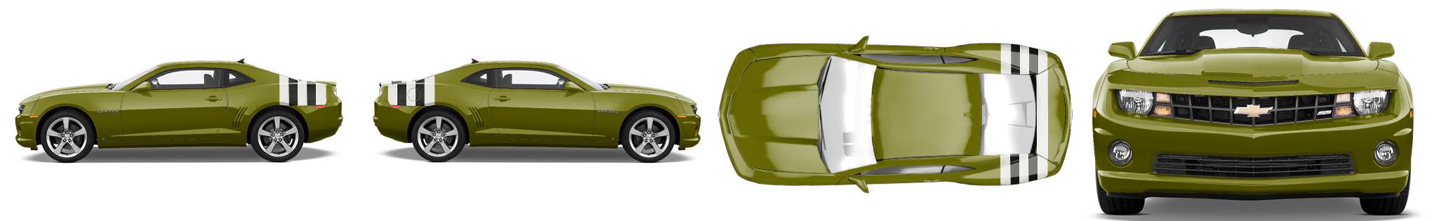 Muscle Car Wrap #53397