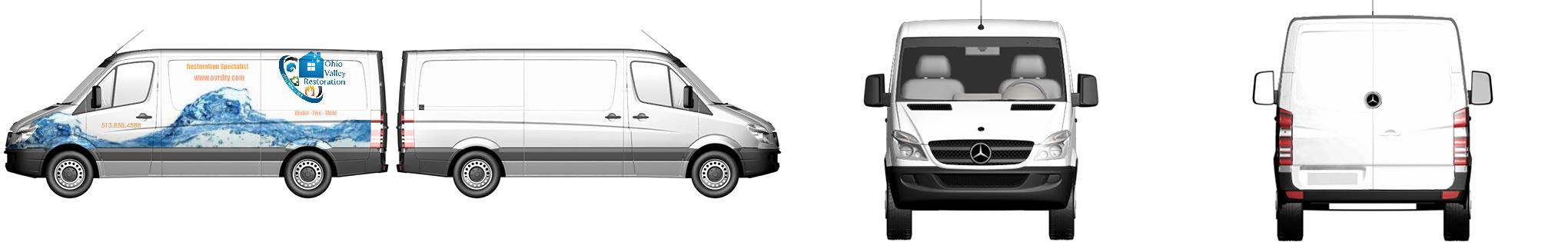 Van Wrap #53144