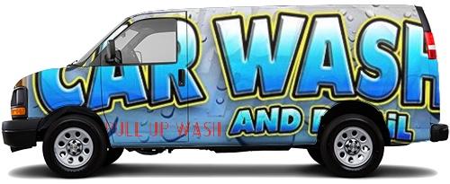 Cargo Van Wrap #51456