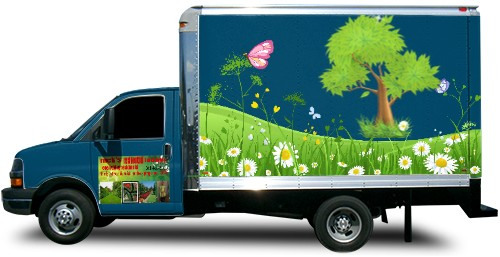 Box Truck Wrap #52475