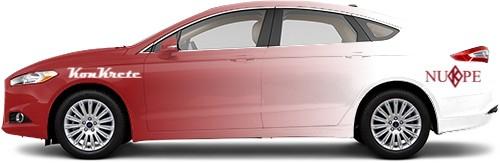 Sedan Wrap #52789