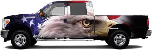 Truck Wrap #52790