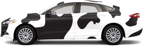 Sedan Wrap #52959