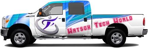 Truck Wrap #52963