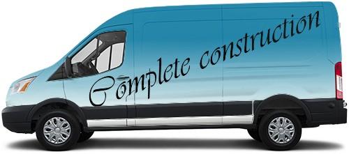 Transit Van Wrap #53059
