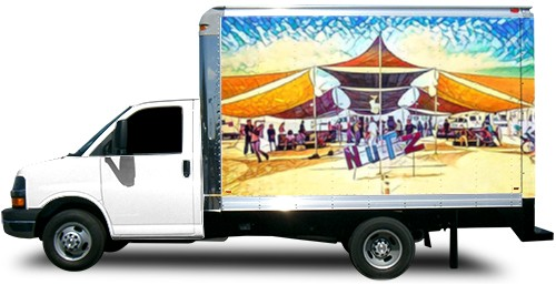 Box Truck Wrap #53068