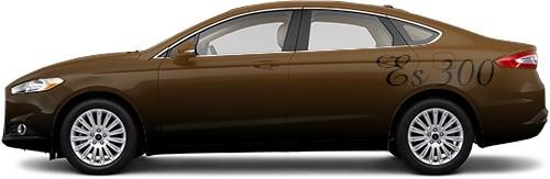 Sedan Wrap #53477