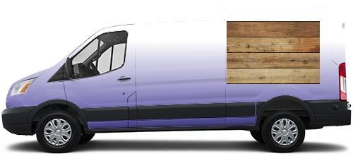 Transit Van Wrap #53510