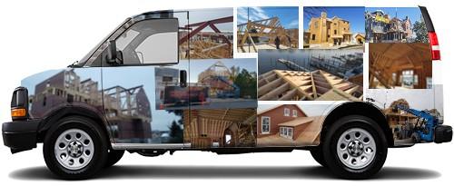 Cargo Van Wrap #53514