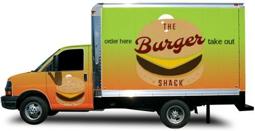 Box Truck Wrap #53536
