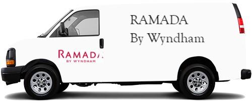 Cargo Van Wrap #53662
