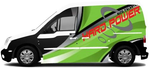 Transit Connect Wrap #53679