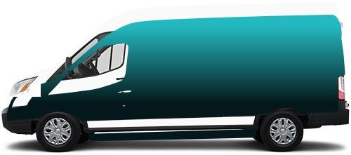 Transit Van Wrap #53695