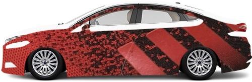 Sedan Wrap #53734