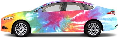 Sedan Wrap #53820