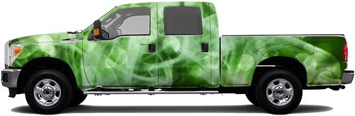 Truck Wrap #53950