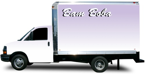 Box Truck Wrap #54274