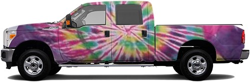 Truck Wrap #54306