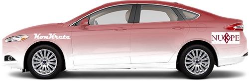 Sedan Wrap #54473
