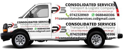 Cargo Van Wrap #54483