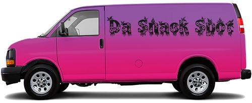 Cargo Van Wrap #54591