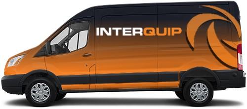 Transit Van Wrap #54715
