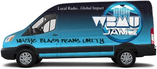 Transit Van Wrap #54729