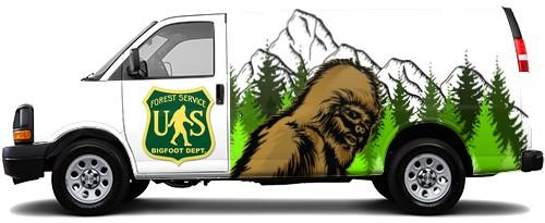 Cargo Van Wrap #54769