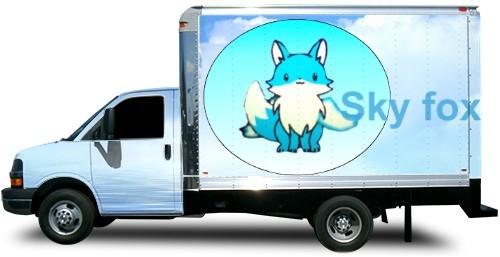 Box Truck Wrap #54779