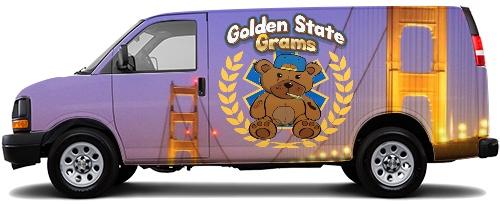 Cargo Van Wrap #54902
