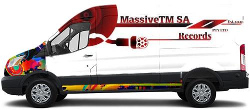 Transit Van Wrap #55026