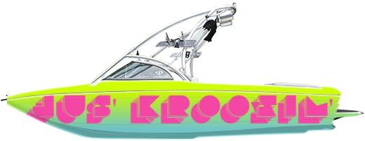 Boat Wrap #55135