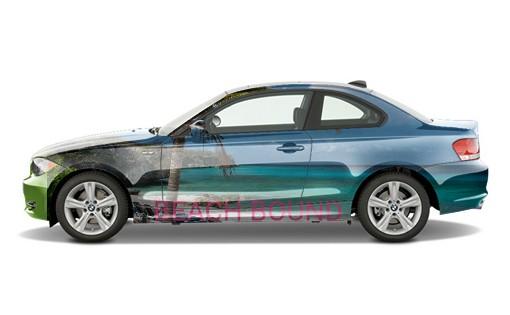 Sports Coupe Wrap #55272