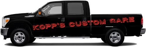 Truck Wrap #55304