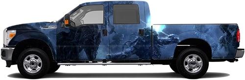 Truck Wrap #55316